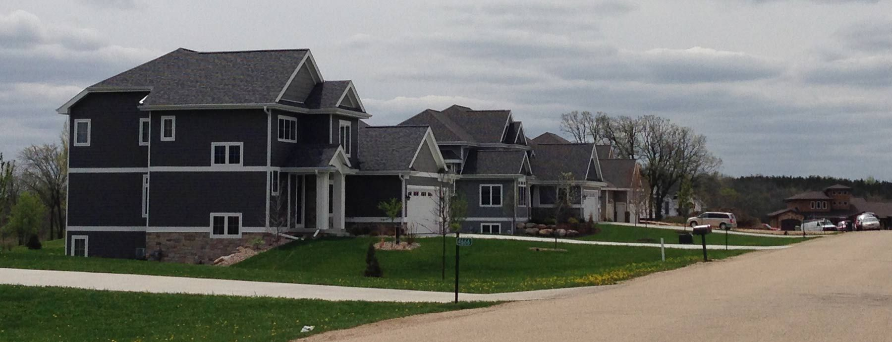 Residential Property Development - Chalet Meadows